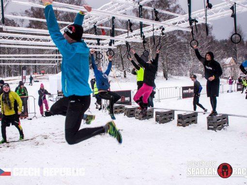 Winter Spartan Race SPRINT, Liberec