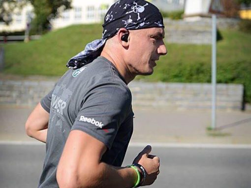 Půlmaraton Moravským krasem, Blansko