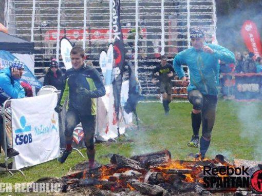 Spartan Race SUPER, Kouty