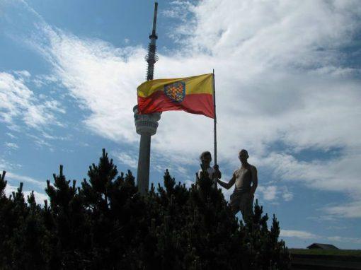 Nonstop pochod z Pejškova na Praděd