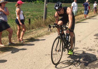 Konec cyklistické části