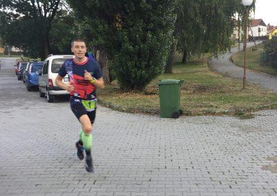 Hraběnka Cup - Ráječko-Petrovice - cíl