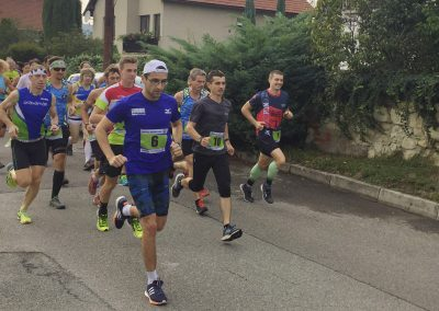 Hraběnka Cup - Ráječko-Petrovice - start