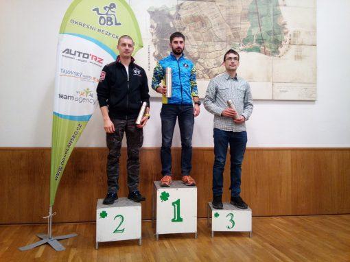 Okresní běžecká liga 2018