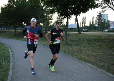 NIGHT RUN Brno, 5 km 2019