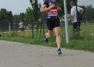 T-Mobile Olympijský běh Brno 2019 - Lenka