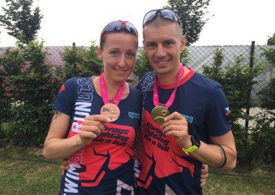 T-Mobile Olympijský běh Brno 2019 - 1. místo